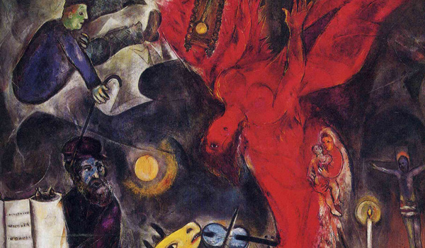 While The Works Of Marc Chagall
