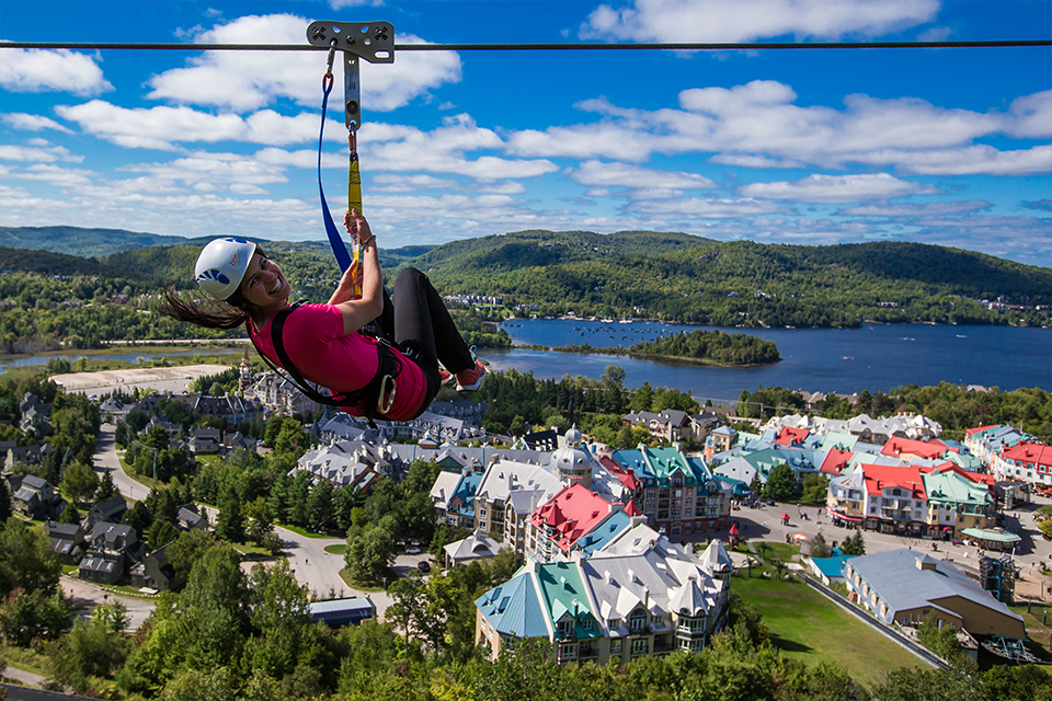 Photo from Tourisme Mont Tremblant