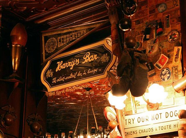 Photo courtesy of Harry's Bar.