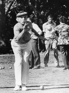 Alfred Levitt, approx 1945