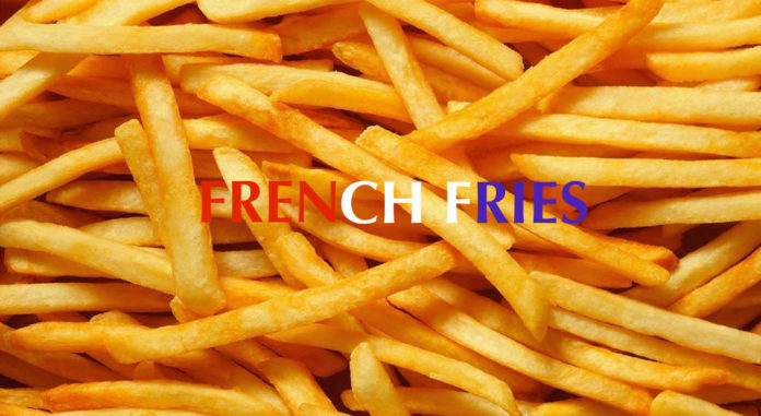 """Why do Americans call fries """"french fries""""? - Frenchly"""