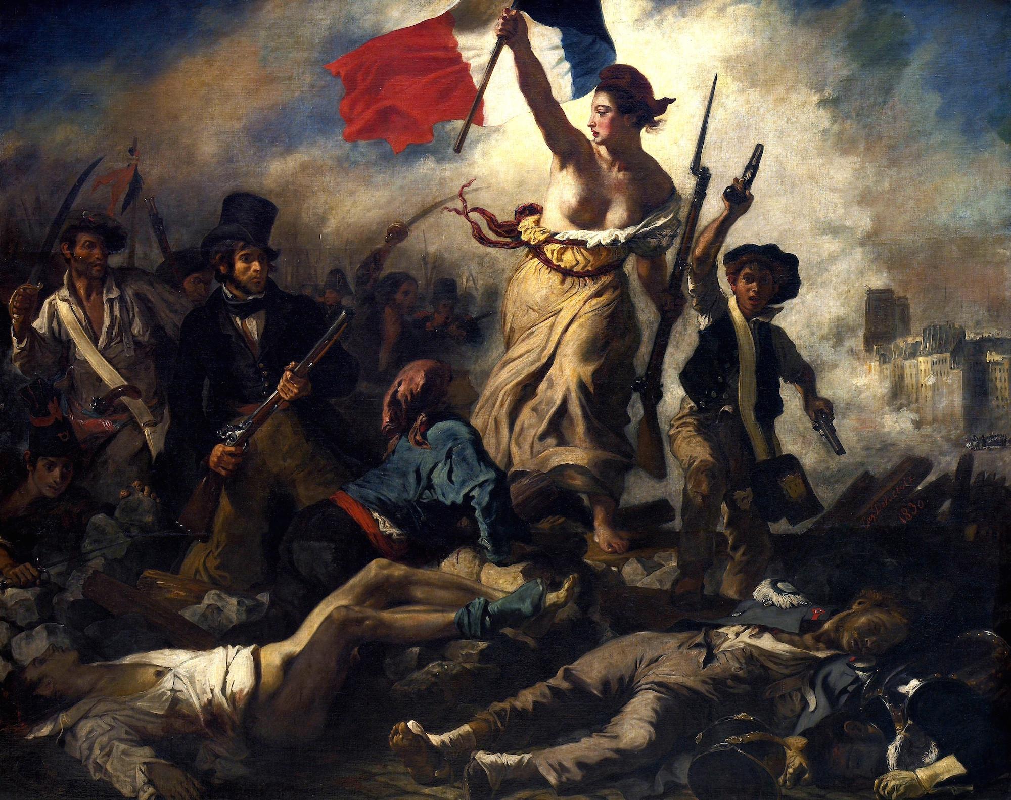 Delacroix public domain