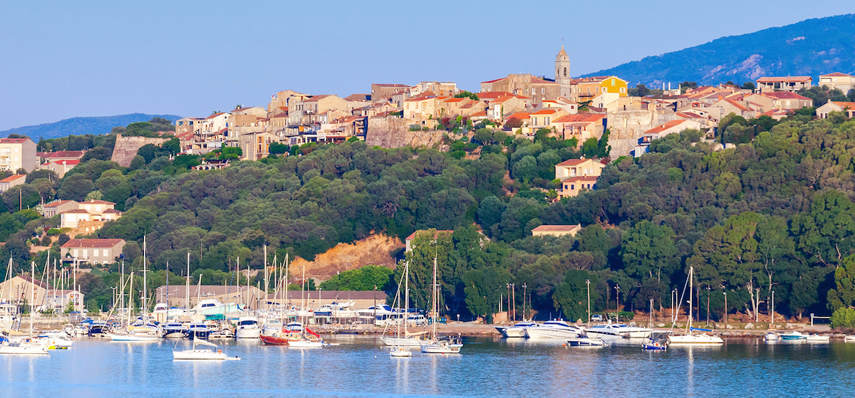 Porto Vecchio, Corsica. Image:©eugenesergeev on Fotolia