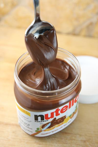 Nutella-on-Spoon