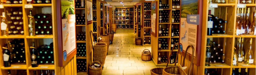 Cote de Provence Maison des Vins. Image courtesy of Maison des Vins.