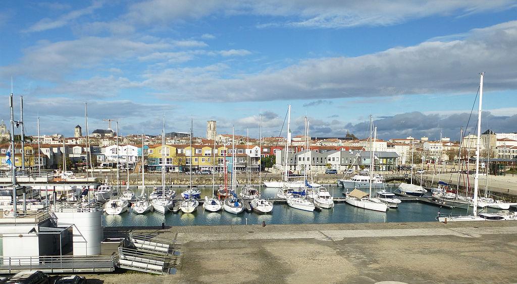The Bassin des Chalutiers (Basin of Trawlers). Photo: service communication - Port de plsance de La Rochelle