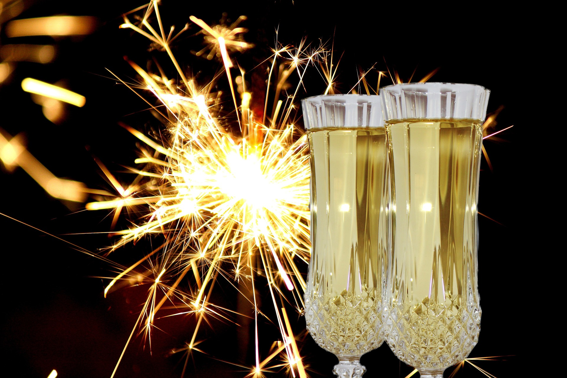 Champagne Pixabay
