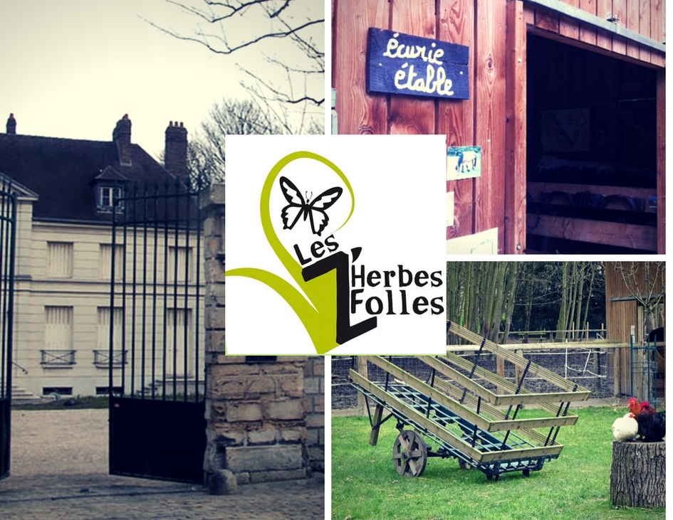 Images courtesy of La Ferme de Pontoise