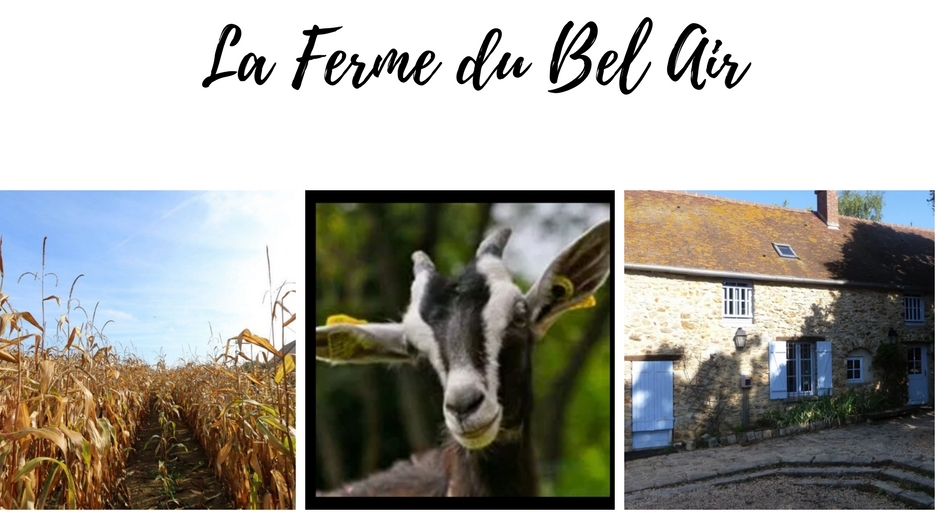 Images courtesy of La Ferme du Bel Air