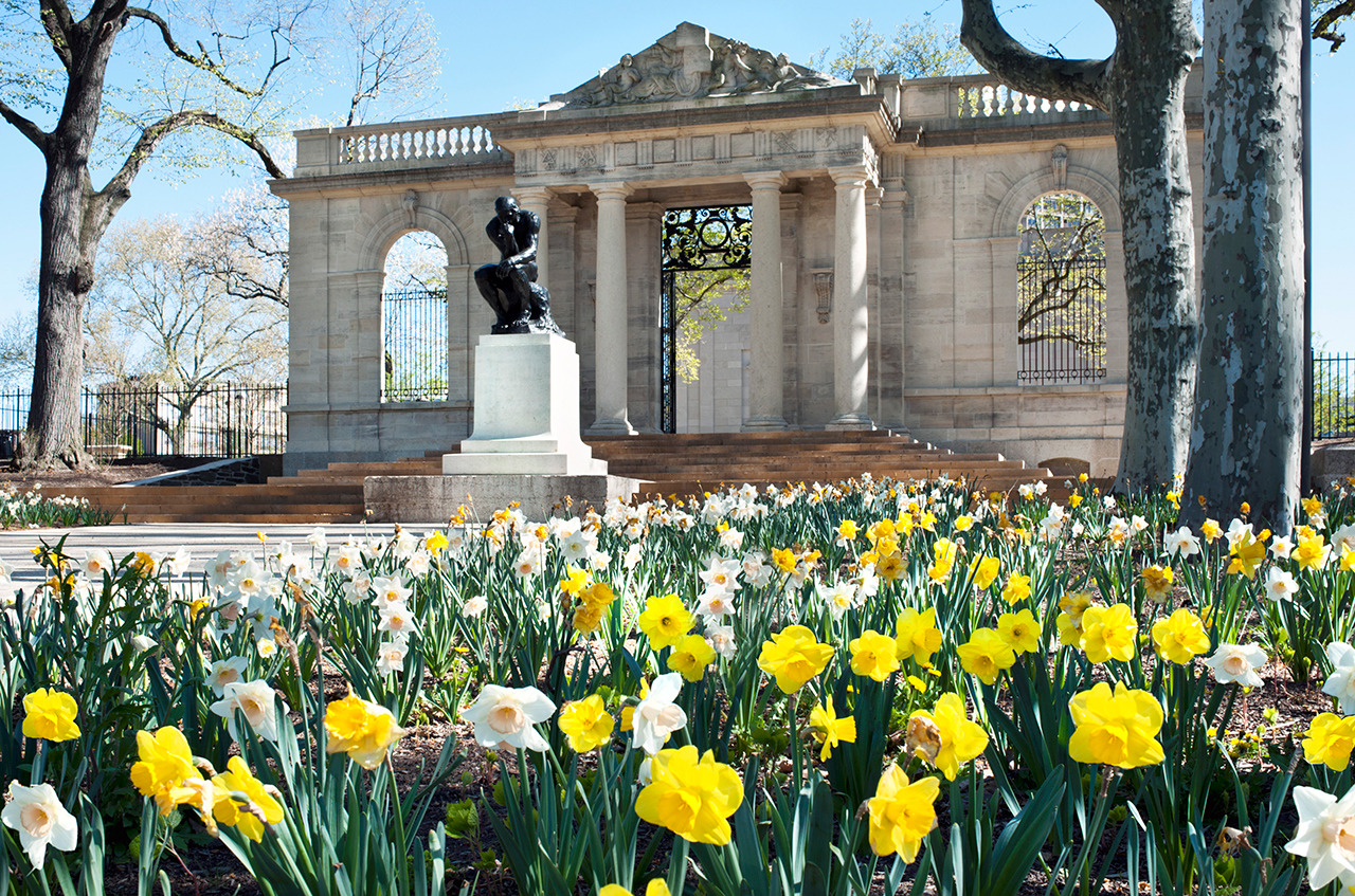 rodin museum philly